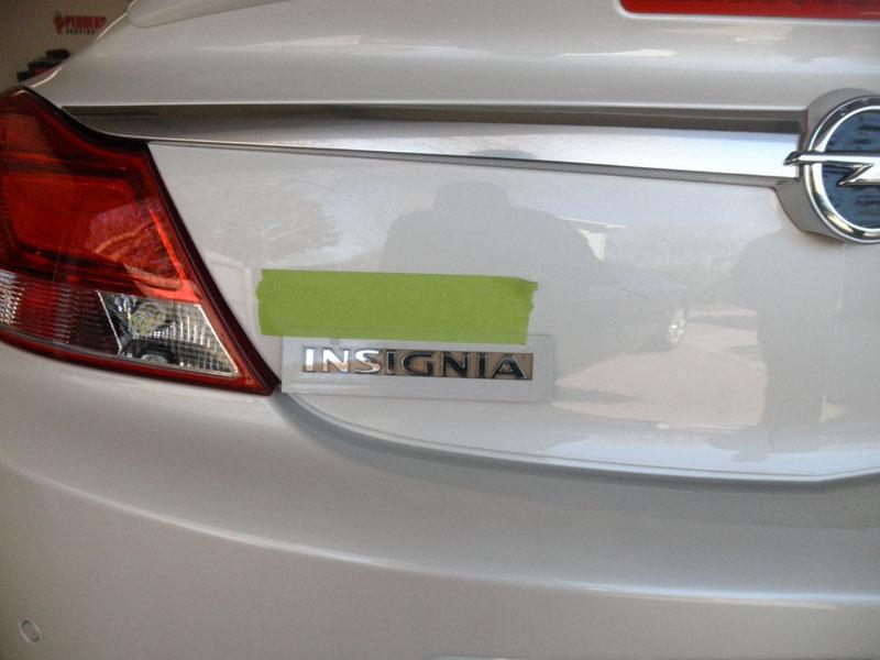 Opel Insignia OPC Conversion