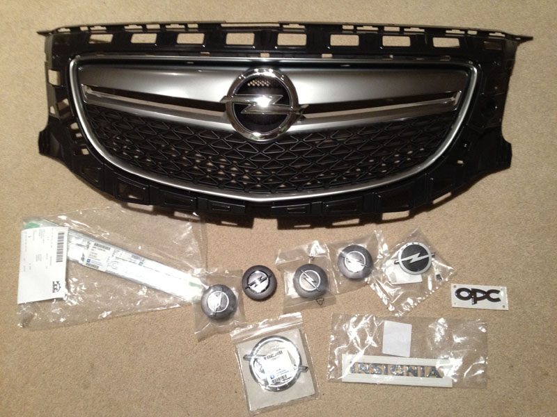 parts regal gs to insignia opc conversion with pics! buick regal forum 1985 Buick Regal at cita.asia